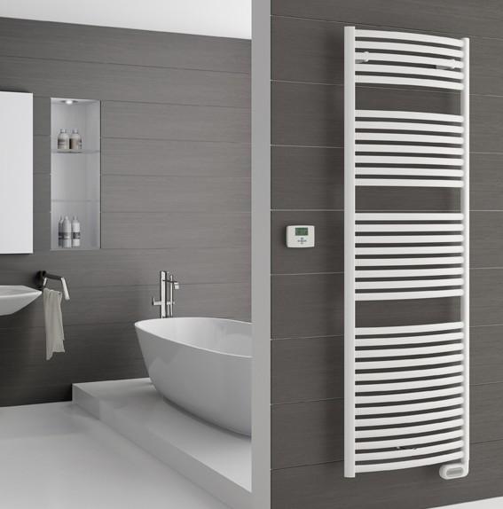 seche serviette eau chaude et electrique. Black Bedroom Furniture Sets. Home Design Ideas