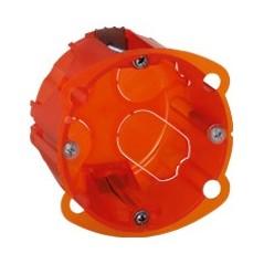 Boitier Encastre MULTIMATERIAUX BATIBOX 1 poste prof 50mm REF 080121 LEGRAND