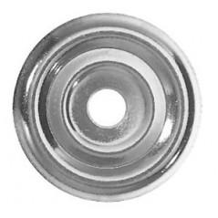 Rosace Plate Diamètre 26 REF 18976 FISCHER X100PCS