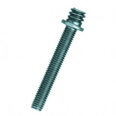 Patte a Vis Metallique 5x60 mm