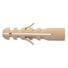 Chevilles Plastique SECUR D6 REF A170010 ING FIXATION boite de 100 pieces