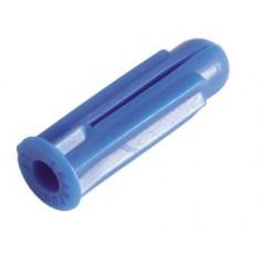 Chevilles Plastique Tampon D6 REF A170350 ING FIXATION boite de 100 pieces