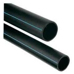 Tuyau POLYETHYLENE pour EAU bande bleu sr pe80 pn12.5 D26/32 de 100ml