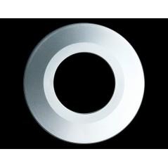 Collerette Spot encastre LED H2 PRO ronde couleur blanche COLLINGWOOD