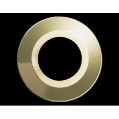 Collerette Spot encastre LED H2 PRO ronde couleur doré COLLINGWOOD