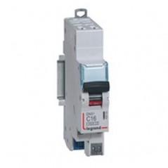 Disjoncteur DNX3 auto 4,5ka uni+neutre 230v 16A REF 406783 LEGRAND