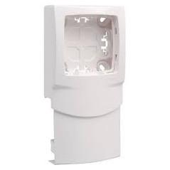 Cadre pour moulure tehalit 12x20 Blanc REF ATA122399010 HAGER