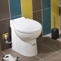 WC sanicompact avec broyeur integre REF C11STD SANICOMPACT PRO ECO+