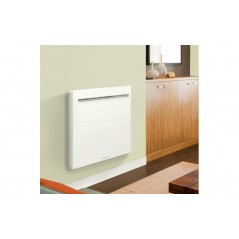 1250w - Radiateur chaleur douce MOZART digital horizontal blanc REF 475241 THERMOR