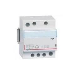 Transformateur pour sonnerie 230V 24/12V -24/18V REF 413093 LEGRAND