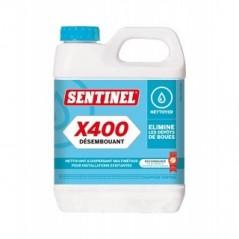 Traitement inhibiteur X100 SENTINEL anticorrosion multireseaux REF X100 SENTINEL