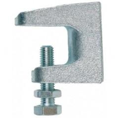 Etrier de Fixation Ancrage sur IPN pou Tige Filetee D8 REF A180021 ING FIXATION