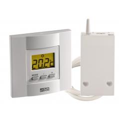 Thermostat elec filaire pour le chauffage affichage digital TYBOX 21 REF 6053034 DELTA DORE