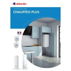 Chauffe Eau CHAUFFEO PLUS STEATITE 100L vertical REF 051010 ATLANTIC