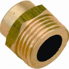 Mamelon laiton à souder 15/21-16 male REF 243GC1615 THERMADOR