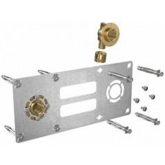 Robifix a glissement entraxe 150mm pour raccord PER F1/2 D12 REF 008820 WATTS