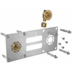 Robifix a sertir entraxe 150mm pour raccord PER F1/2 D12 REF 008821 WATTSP