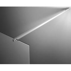 Barre stabilisatrice horizontal fixee a 90 degre pour paroi CONTRA REF E22BW90-GA JACOB DELAFON