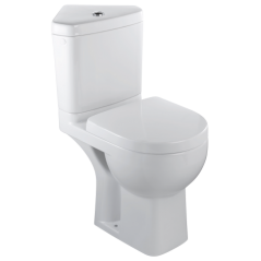 Pack WC D'ANGLE ODEON UP Blanc REF E0373-00 JACOB DELAFON