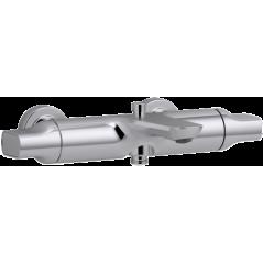 Mitigeur thermostatique ALEO bain douche mural avec inverseur REF E72286-CP JACOB DELAFON