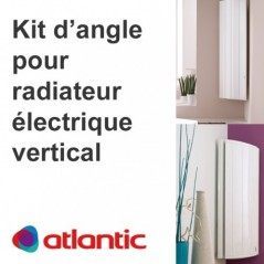 KIT D'ANGLE Radiateur MARADJA/ONIRIS/NIRVANA VERTICAL REF 516000 ATLANTIC