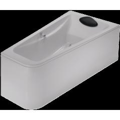 Tablier baignoire ODEON UP 160x90 avec chassis rèf E6363-00 JACOB DELAFON