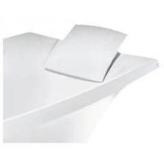 Coussin gel blanc baignoire EVOK rèf E6965-00  JACOB DELAFON