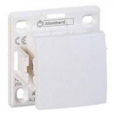 Inter Simple Allumage Alrea Blanc REF ALB61050 SCHNEIDER