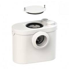 Sanibroyeur adaptable wc et lave mains REF SANIBROYEUR PRO SILENCE SFA