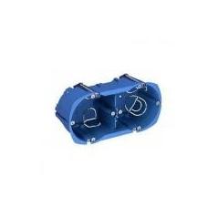 Boitier Encastre Placo Multifix 2 Postes Entraxe 57mm ALB71333 SCHNEIDER