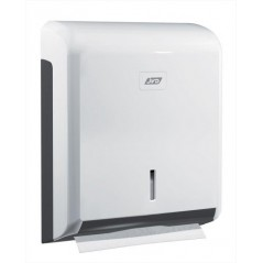 Distributeur de Papier Essuie Mains Cleanline ABS REF 899604 JVD