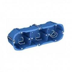 Boitier Encastre Placo Triple Profondeur 50mm Entraxe 71 ALB71339 SCHNEIDER