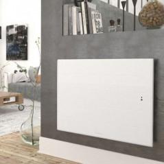1250w - Radiateur chaleur douce OVATION 3 CONNECTE horizontal blanc REF 480241 THERMOR