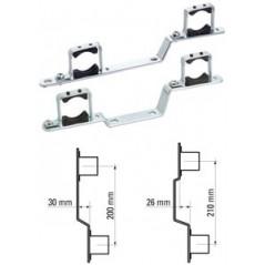 Support Collecteur Double 3/4 REF 90011530 EMMETI