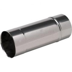 Tuyau Inox I304 D125 Lg 0.50ml Isotip REF 031212