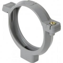 Collier a bride pour tube PVC D63 REF COL NICOLL
