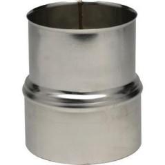 Reduction Conique Inox 304 FM D125/130 REF 034386 ISOTIP