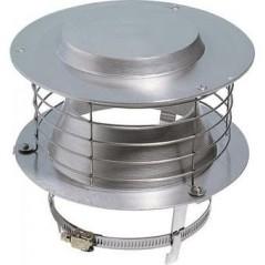 Aspirateur Statiflex Inox 304 N2 D111 a D130 REF 035502 ISOTIP