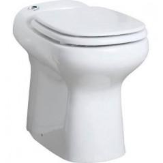 Abattant pour CUVETTE WC C6STD SANICOMPACT ELITE REF SED100120 SFA