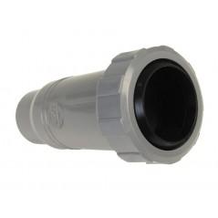 Manchon de Dilatation simple PVC Horizontal MF D125 REF MX NICOLL