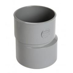 Réduction extérieure Excentrée PVC MF D110/100 REF IV1 NICOLL