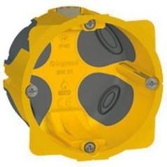 Batibox energy Boite d'encastrement etanche a l'air D67 PROF 40mm REF 080021 LEGRAND