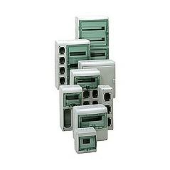 Coffret Etanche Kaedra IP65 4 rangees 72 Modules REF 13968 SCHNEIDER