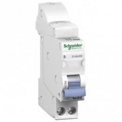 Disjoncteur Duoline XE Embrochable 1P+N 32A REF 16729 SCHNEIDER NF