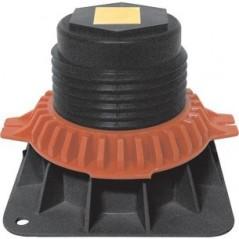 Pied reglable adhesif pour receveur ref REF 165699 REGIPLAST