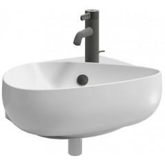Lave mains NOUVELLE VAGUE 45x36cm Blanc REF EGK112-00 JACOB DELAFON