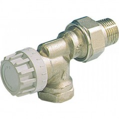 Robinet de Radiateur Thermostatique Equerre Inverse 12/17 R807603 COMAP