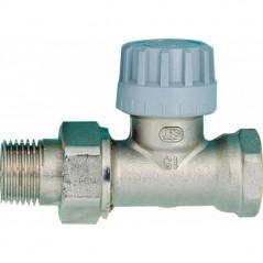 Robinet de Radiateur Thermostatique Droit 15/21 R809604 COMAP