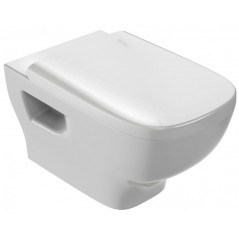 Cuvette wc suspendue sans bride STRUKTURA 54X34CM EDE101-00 JACOB DELAFON