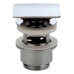 La gamme de bonde laiton design Nicoll offre un large choix de possibilités pour équiper les vasques avec trop plein avec une so